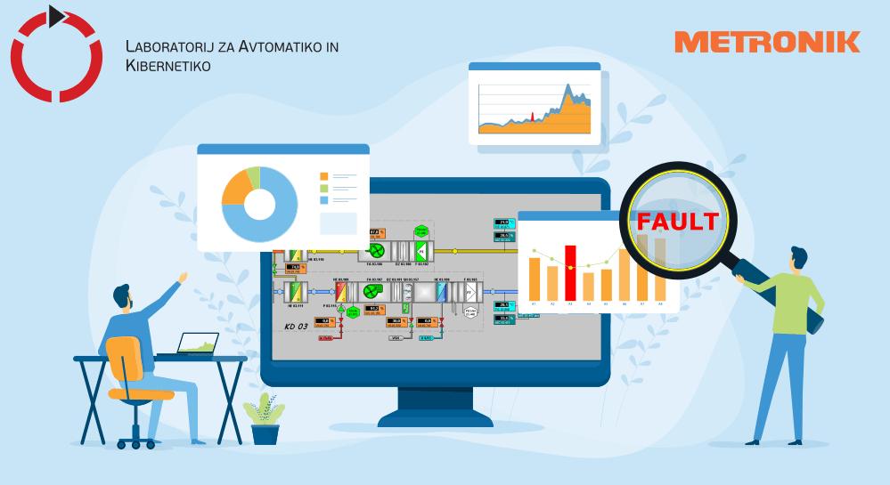 Napredne metode zaznavanja napak na osnovi podatkov pri delovanju sistema za klimatizacijo