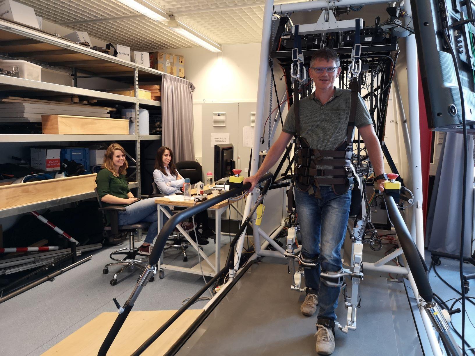 Švicarsko podjetje HOCOMA AG je v okviru projekta TERRINet začrtalo nov razvojni trend na področju rehabilitacije gibanja