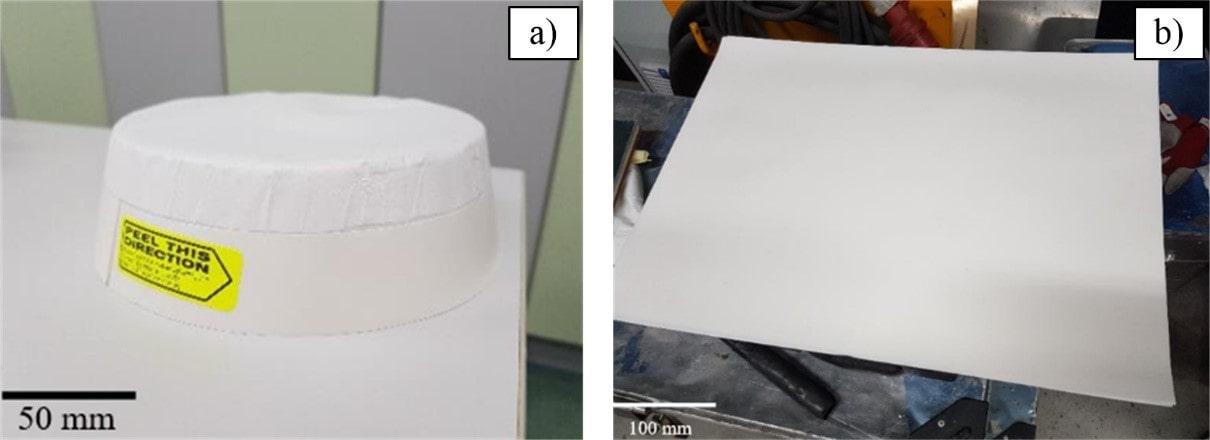 Uporabnost vodotopnega papirja za zaščito korena zvara